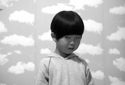 """""""出名趁早""""的童星早早就享受到 记者专访了三位生活在北京,活跃"""
