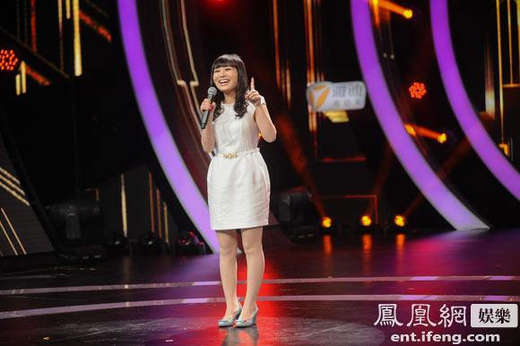 中国梦想秀 上演现实版 裸婚之后 童星谢苗亮相 高清图片