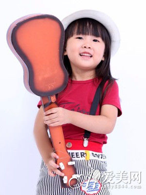 儿童发型图片大全 打造可爱小萝莉|发型|头发