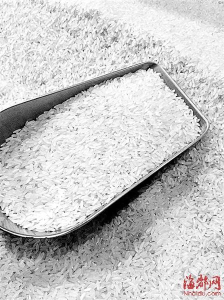 丁优米、泰国香米是籼米,米粒细长