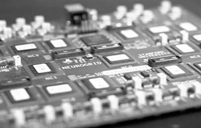 美研制拟人脑电路板 速度超电脑9千倍
