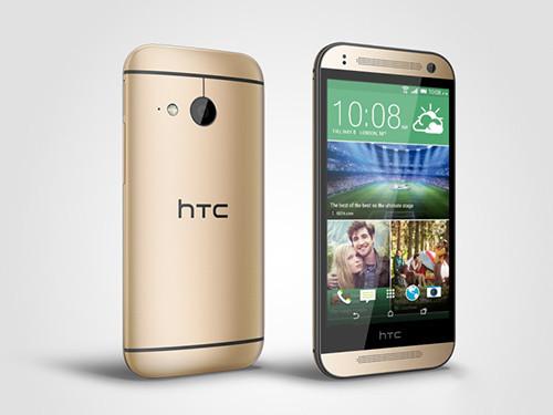 HTC One mini2发布 4.5吋大屏四核