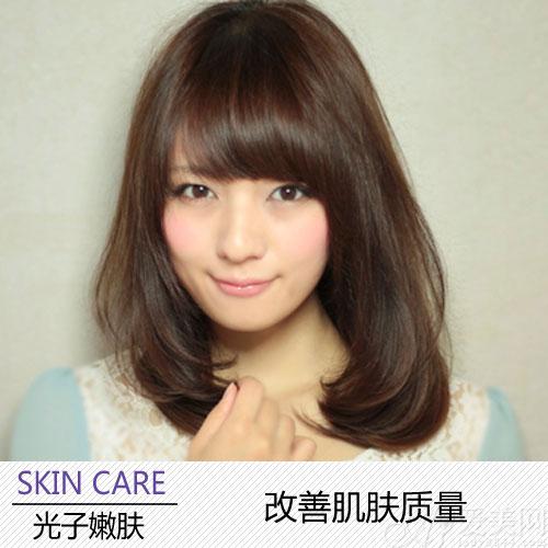 光子嫩肤效果受青睐 祛斑美白改善肌肤质量