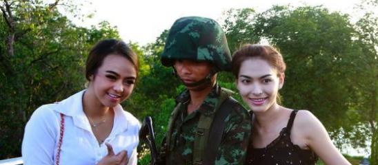泰国再陷政治动荡