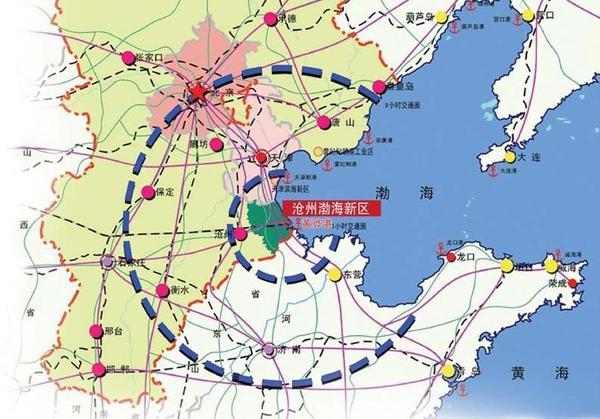 北京地铁能通到河北吗?