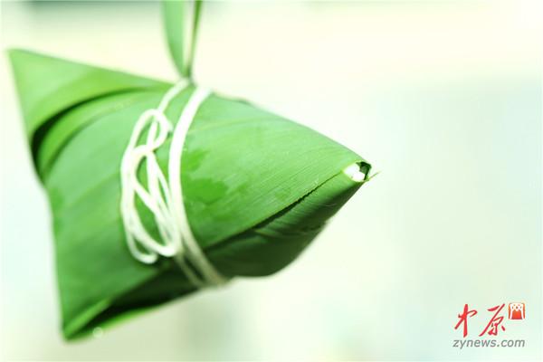 手工折纸粽子步骤图解