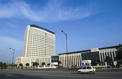 新都人民医院新院区-门诊