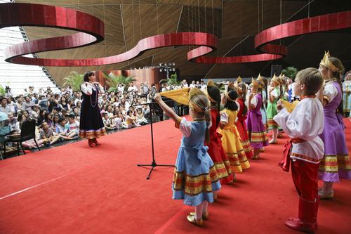 六月一日儿童节 国家大剧院打造儿童主题日