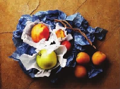 水果拉花步骤图解
