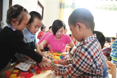 雅诗兰黛关爱留守儿童公益项目在行动