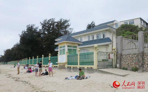 深圳国税局被指坐拥海滨16栋别墅 四星级设置