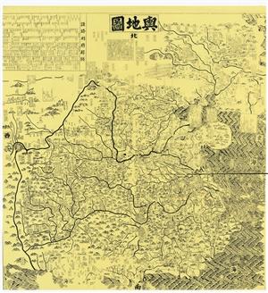 原标题:唐宋两代的下东洋 这幅地图的海上交通部分,集中体现在东海
