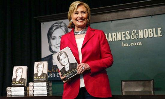 《艰难的抉择》:美国历史上最烂政治女流氓 克林顿.希拉里自我曝光 - 契约婴儿(农家子弟) - 契约婴儿的博客