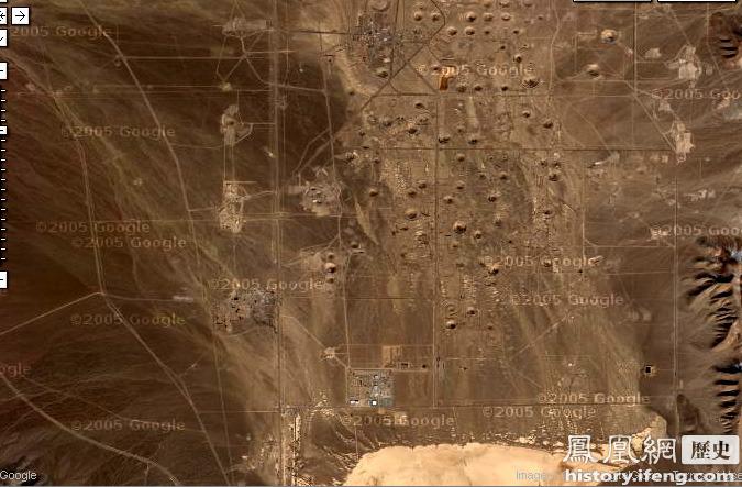 识一下被近千枚核弹炸过的地方是什么样
