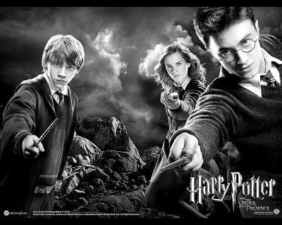 哈利波特 有新故事 34岁哈利已有白发