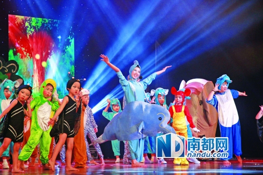 马荣·国际教育(集团)旗下的千余名幼儿园毕业