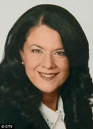 图片:不幸身亡的女市长