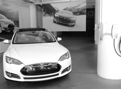 国外新能源汽车 市场增势强劲 充电难题待解图片