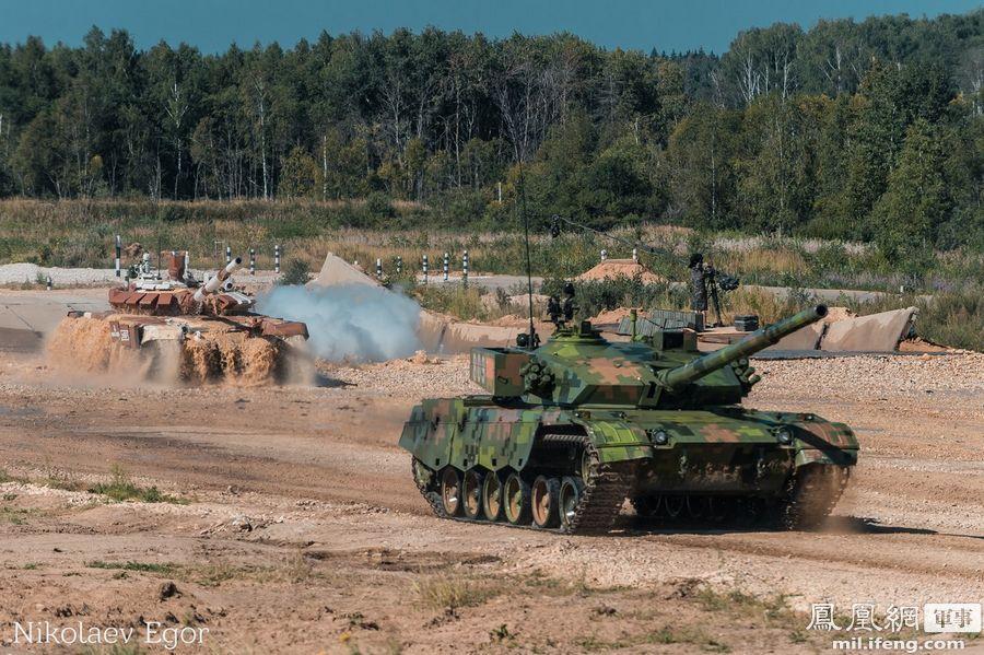 摘录        俄媒声称中国96A坦克赛失利或因发动机过热导致 - 响雷 - f16.cd的博客