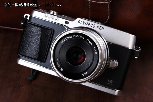 ▲搭配17mm f/1.8镜头也非常好看
