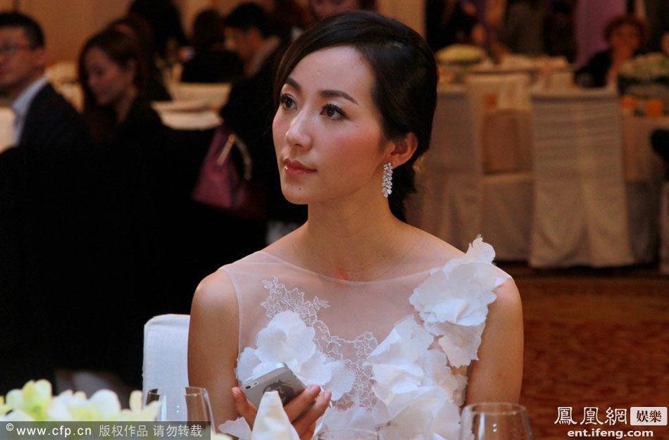 2014年01月20日,上海,某品牌美妆大赏在滩一酒店隆重举行,众艺图片