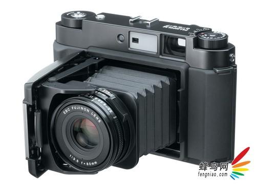 富士GF670W Professional中画幅相机