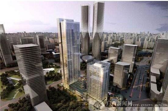 五象新区总部基地GIG国际金融资本中心8月28
