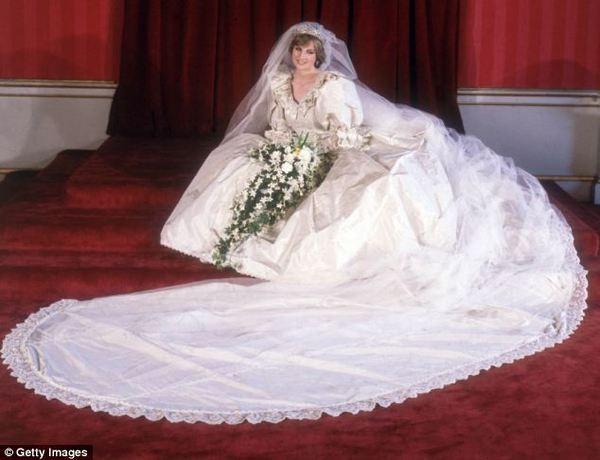戴安娜王妃梦幻婚纱完成全球展览终 回家