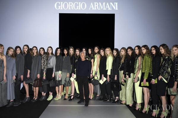 Giorgio Armani 2014绉���