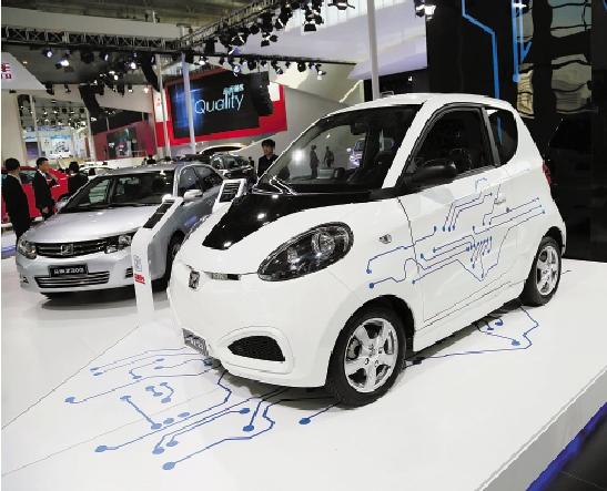 众泰 先租后买 是条路 电动汽车市场商业模式调查高清图片