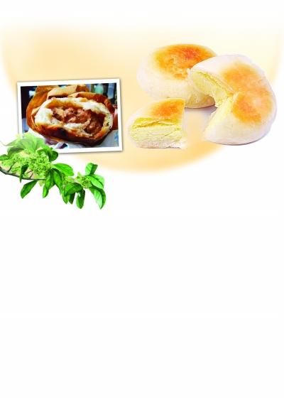 鲜肉月饼素月饼,常州人都爱吃