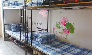 一年600元的徐州工程学院宿舍图片