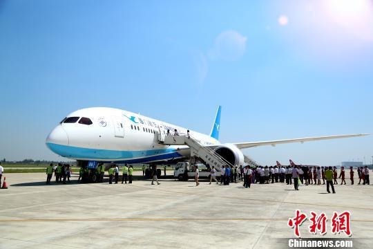 音787梦想飞机