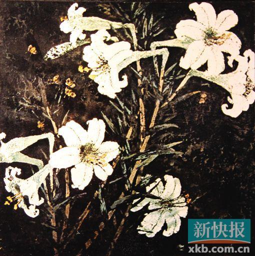 广东漆画创作中坚力量已形成