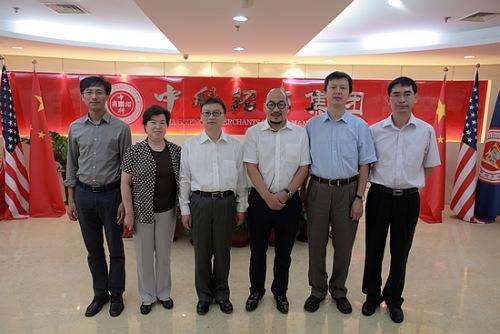 中科招商与哈尔滨工业大学签署战略合作协议