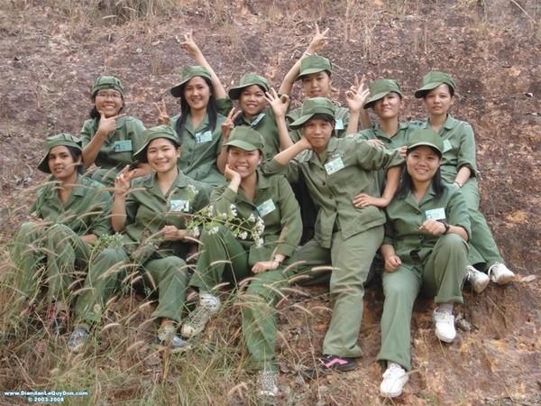 解密:越南女特工被捕后搜出这东西 太惊人|越军