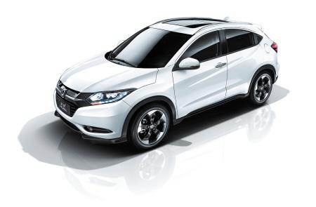 9月10日晚,广汽本田的第一款SUV车型缤智开始预售. 资料图片-瞧高清图片