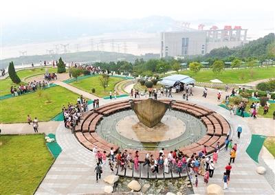 三峡大坝旅游景点对中国游客免收门票