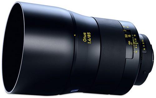 蔡司Otus 85mm f/1.4
