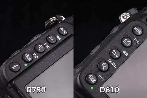 D750和D610细节对比