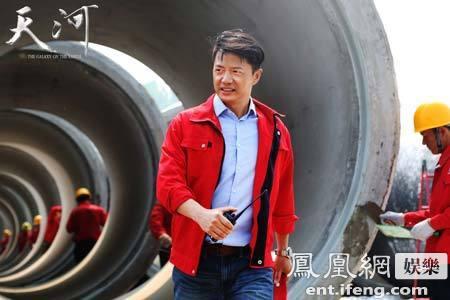 """电影《天河》聚焦""""南水北调""""工程  打造中国好故事"""