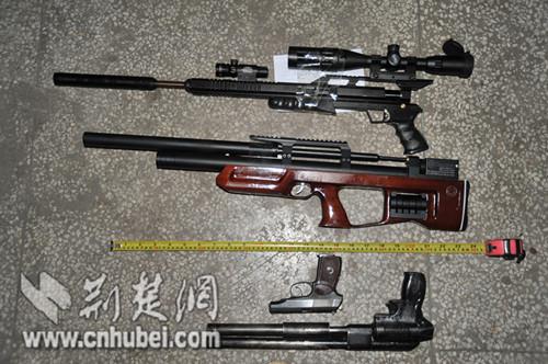 黄石破获建市以来最大非法v枪支买卖枪支案(图wow去要塞哪儿买图纸图片