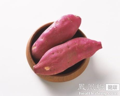红薯成餐桌新宠 选购红薯有四招