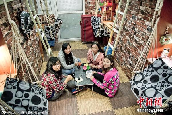 武汉大学生打造另类个性宿舍引围观图片