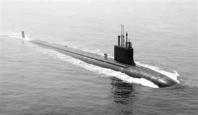 � 潜艇是量子罗盘最重要的用户,卫星定位系统在水下的局限,也使得量子罗盘优势尽显。 (资料图片)