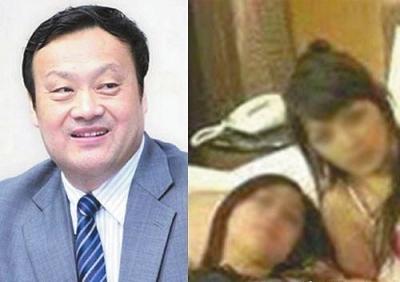 中纪委首次通报女官员通奸山西一日四官被宣布