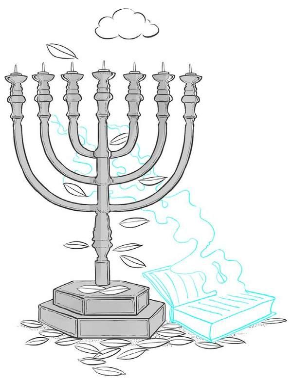 犹太人的烛台 - xiaofeizhe2678 - xiaofeizhe2678的博客