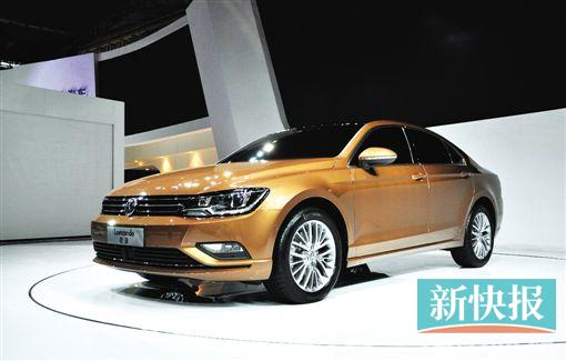 高端 上海大众明年要卖200万辆高清图片