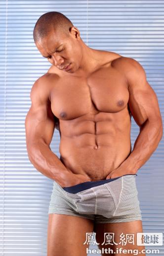 生理结构解读 男人为什么会硬