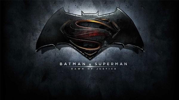 蝙蝠侠logo超清壁纸-传 蝙蝠侠大战超人 将分上下两部